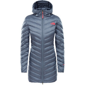 The North Face Trevail Veste Femme, grisaille grey